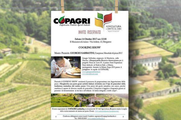 Al Copagri G7 con Giorgio Sabbatini