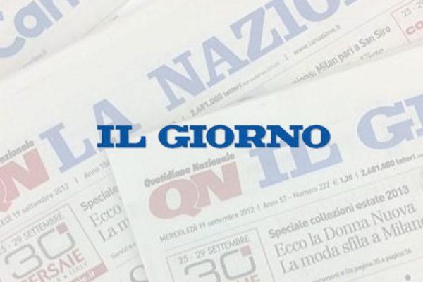 Articolo Il Giorno Giorgio Sabbatini