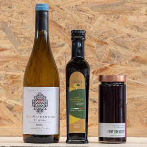 Kit Bio Vino Olio Marmellata