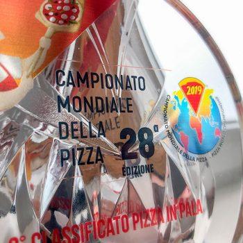 Giorgio Sabbatini Mondiale Pizza 2019